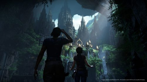 Imagens incríveis em 4K de Uncharted The Lost Legacy