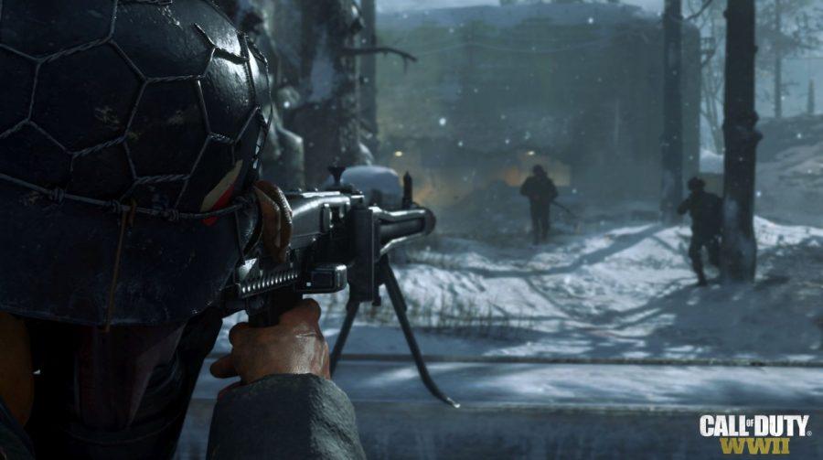 Call Of Duty: WWII: gameplay do multiplayer e novas imagens; veja