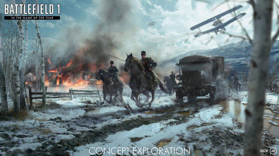 Confira o trailer de In the Name of the Tsar, DLC de Battlefield 1