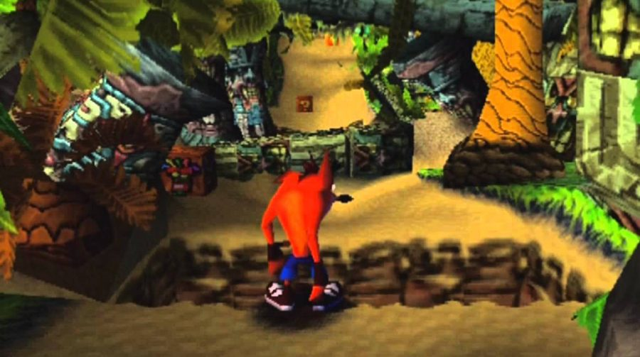 Crash Bandicoot: veja como construíram o primeiro estágio do clássico