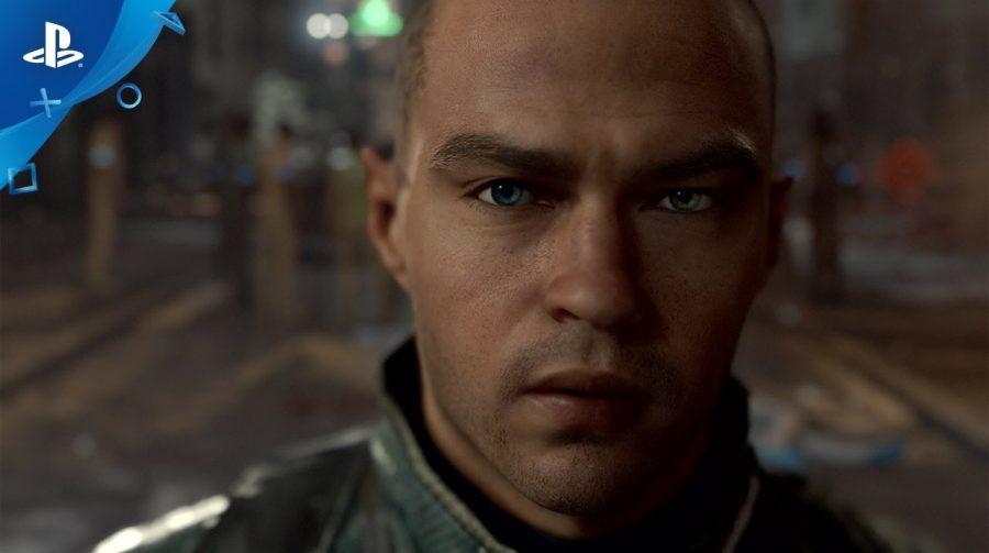 E3 2017: Conheça Markus, um dos personagens jogáveis de Detroit: Become Human