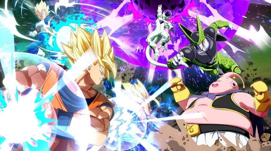 Kamehameha! Novos e intensos gameplays de Dragon Ball FighterZ