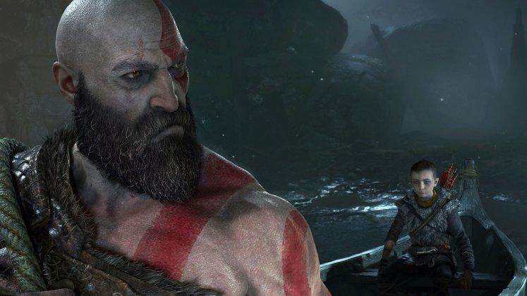 E3 2017: God of War estava rodando no PS4 padrão; veja imagens 4