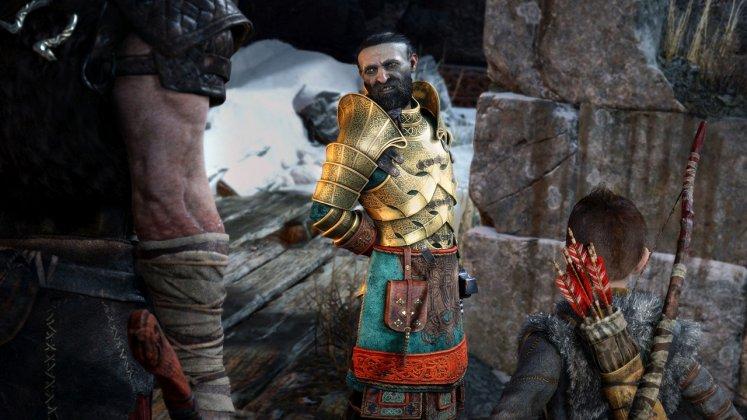 E3 2017: God of War estava rodando no PS4 padrão; veja imagens 5