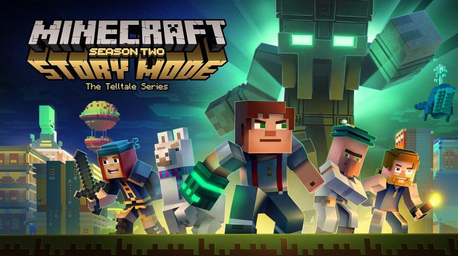 2ª Temporada de Minecraft da Telltale chega ao PS4 em julho
