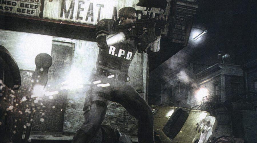 Data de lançamento de Resident Evil 2 Remake pode estar