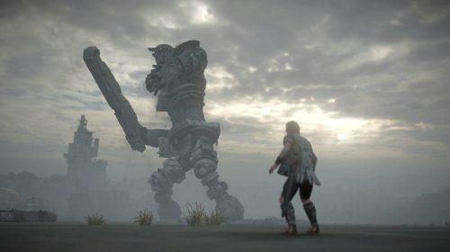 Fumito Ueda é supervisor no remake de Shadow of the Colossus