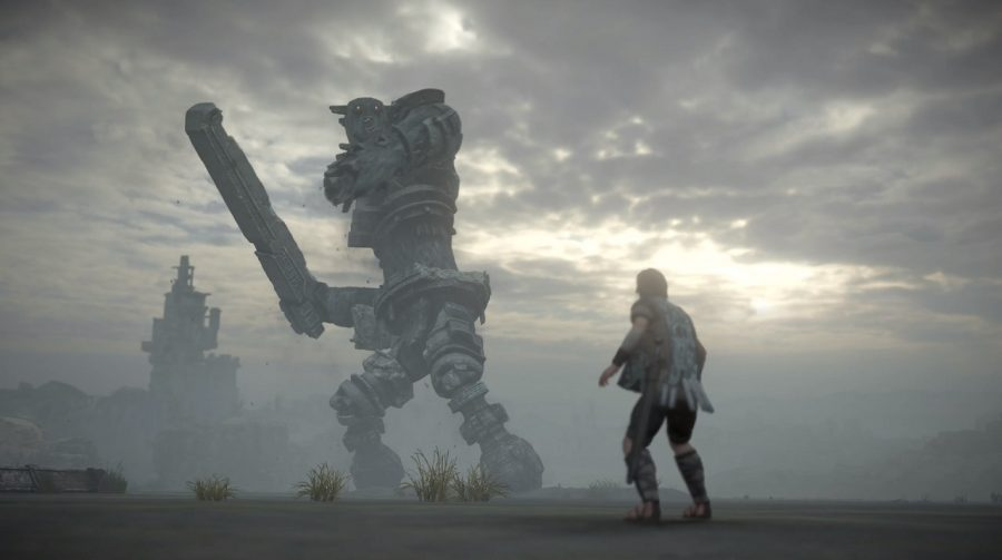Shadow of the Colossus para PlayStation 4 é remake completo