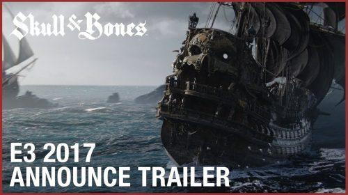E3 2017: Skull And Bones é a nova IP da Ubisoft; veja trailer e gameplay