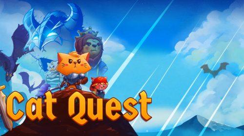 Cat Quest será lançado ainda em 2017 para PlayStation 4; detalhes