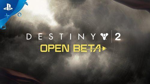 Beta aberta de Destiny 2 já disponível; Veja como baixar
