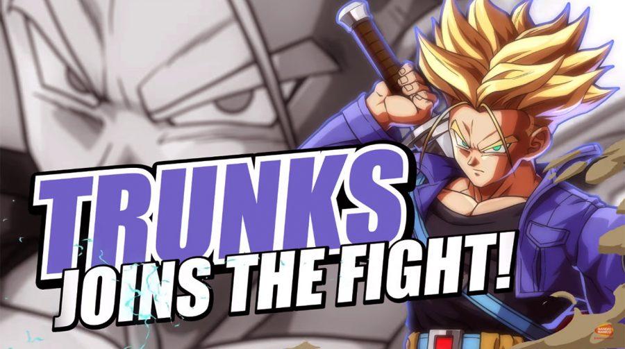 Novo trailer de Dragon Ball FighterZ destaca gameplay de Trunks