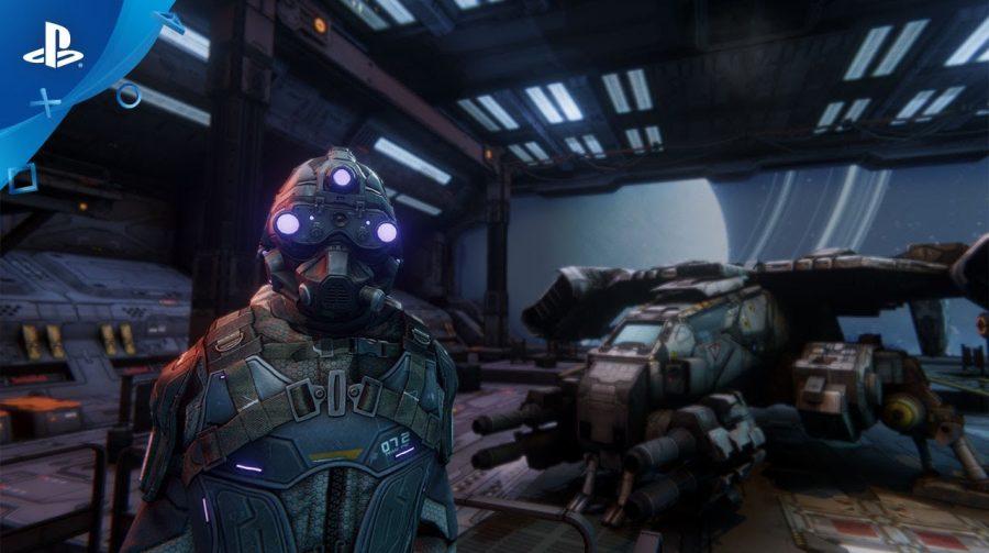 End Space, novo shooter espacial do VR chega em setembro