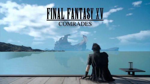 Testes para o multiplayer de Final Fantasy XV começam em Agosto