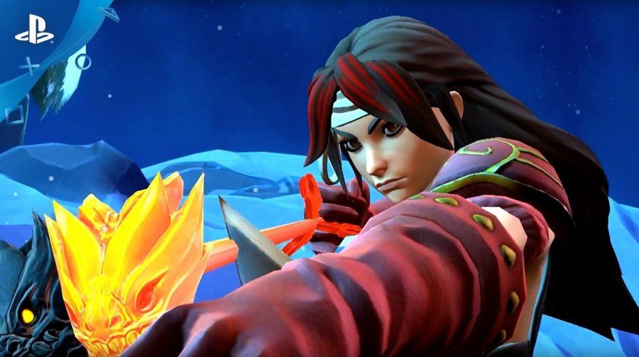 Fantasy Strike é um jogo de luta para todos; saiba mais
