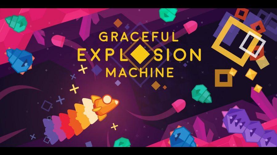 Graceful Explosion Machine chegará ao PS4 em 8 de Agosto