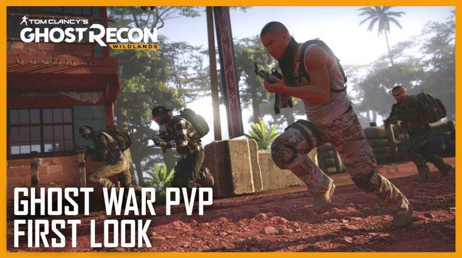 Ghost War: Ghost Recon Wildlands receberá modo PvP em breve