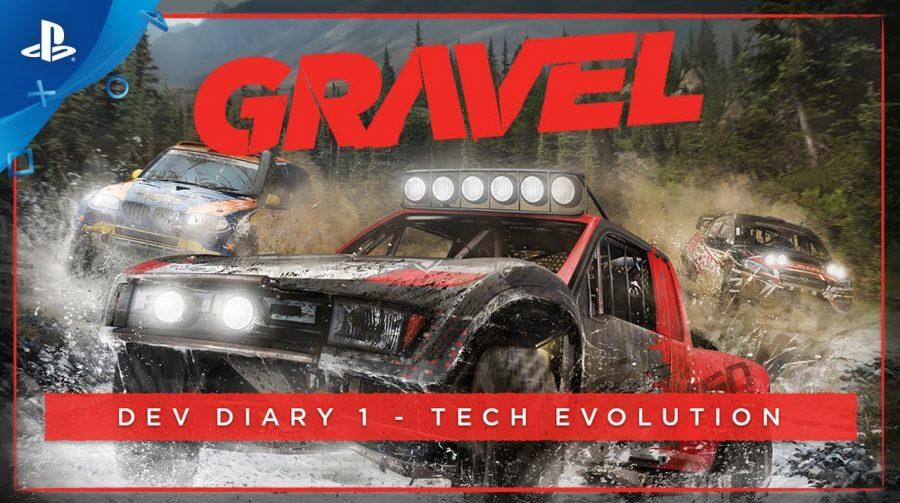 Milestone revela mais detalhes de Gravel, jogo de corrida off-road