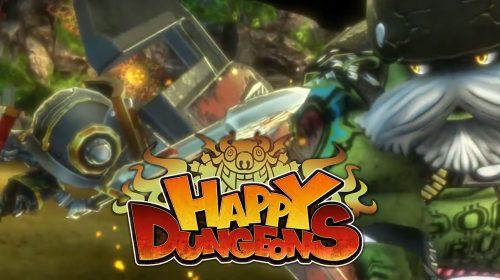 Happy Dungeons chegará ao PS4 gratuitamente em setembro; veja