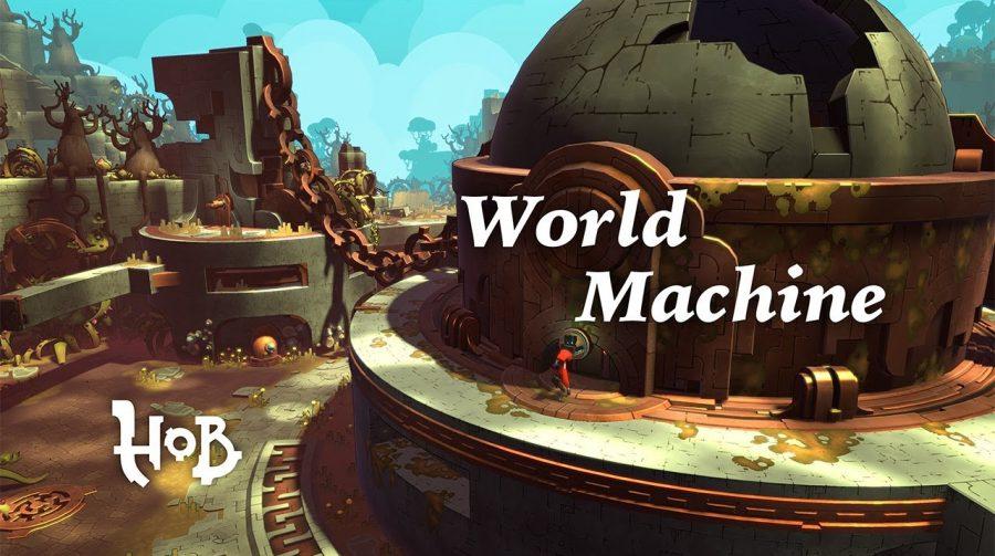 Hob, jogo mágico de aventura, recebe novo trailer; assista