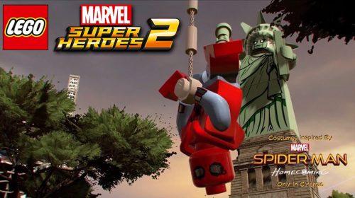 LEGO Marvel Super Heroes 2 apresenta Homem-Aranha em novo trailer