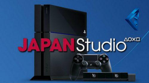 Japan Studio está pensando em novos jogos para o PS4