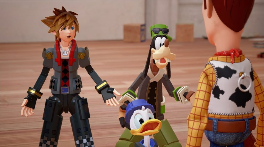 Fabuloso! Novo trailer Kingdom Hearts III se mescla com Toy Story
