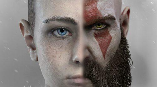 Kratos e Atreus terão ataques combinados em God of War, revela produtor