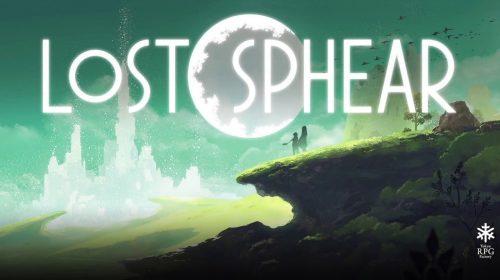Novas imagens e gameplay inédito de Lost Sphear