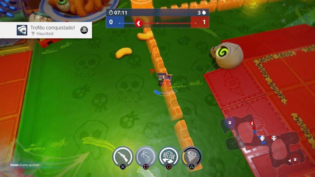 Micro Machines - Gameplay 2