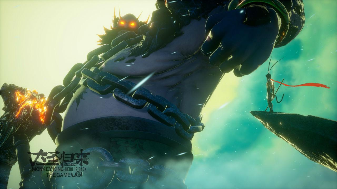 Novas imagens de Monkey King Hero Is Back, novo exclusivo de PS4 2