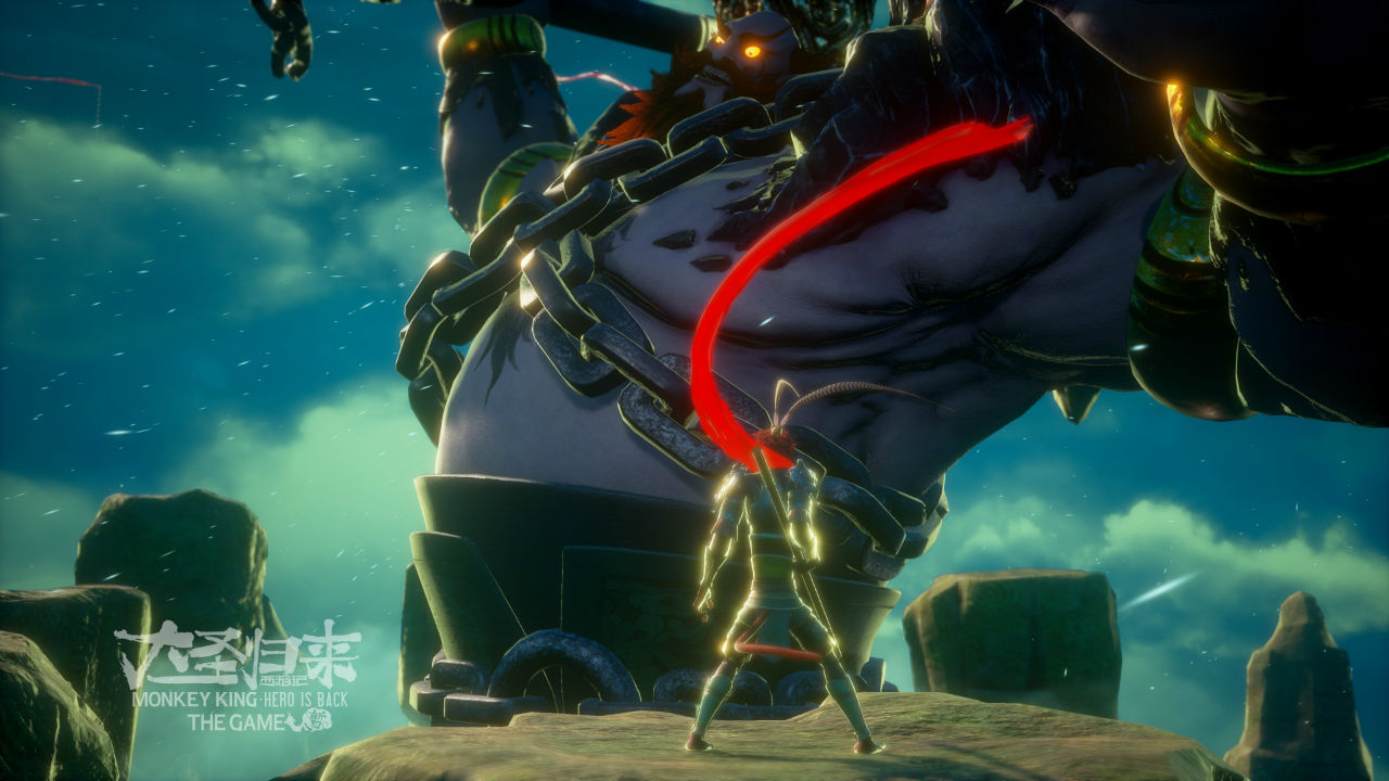 Novas imagens de Monkey King Hero Is Back, novo exclusivo de PS4 3