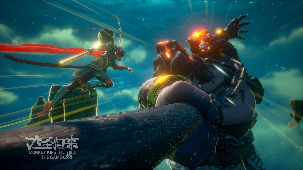 Novas imagens de Monkey King Hero Is Back, novo exclusivo de PS4 4
