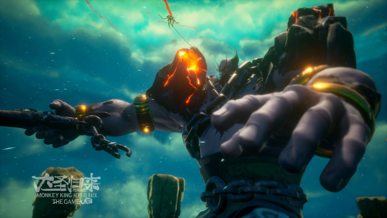 Novas imagens de Monkey King Hero Is Back, novo exclusivo de PS4 6