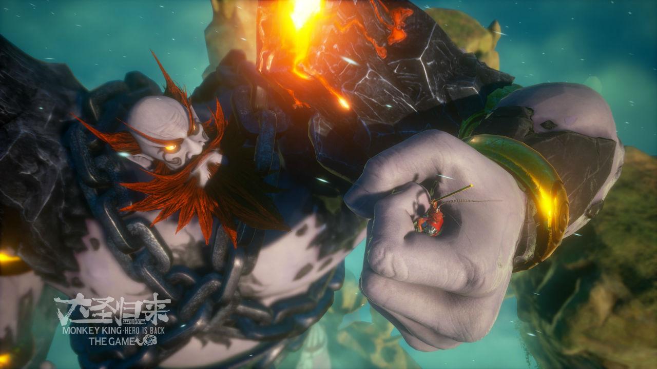 Novas imagens de Monkey King Hero Is Back, novo exclusivo de PS4 7
