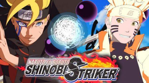 BETA aberto de Naruto to Boruto: Shinobi Striker acontece esta semana