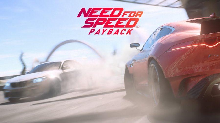 Need for Speed Payback terá carros construídos a partir de ferro-velho