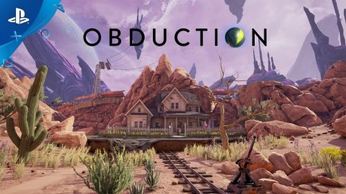 Obduction chega ao PlayStation VR no fim de agosto