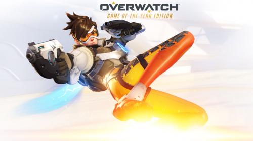 Edição física GOTY de Overwatch chega no final do mês com bônus