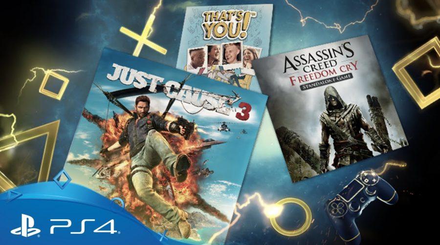 Sony se posiciona sobre PlayStation Plus de Agosto no Brasil; veja