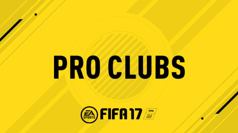 Pro Clubs: um panorama do cenário nacional no FIFA 17