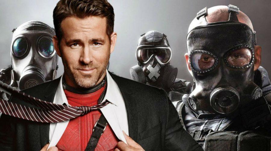 Ator de Deadpool pode estrelar filme do jogo Rainbow Six
