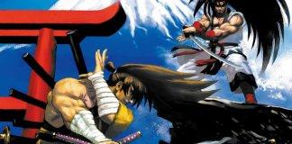 Samurai Shodown V Special - Capa