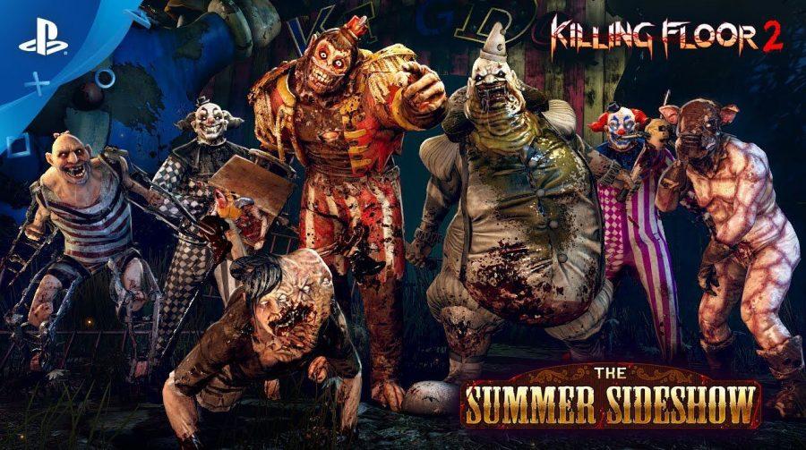 Killing Floor 2 recebe seu primeiro Evento de Temporada