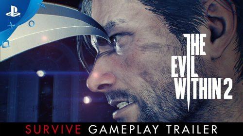 The Evil Within 2 receberá suporte para o PS4 Pro em breve, diz Bethesda