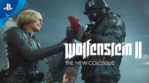 Bethesda revela Season Pass e bônus de pré-venda de Wolfenstein 2