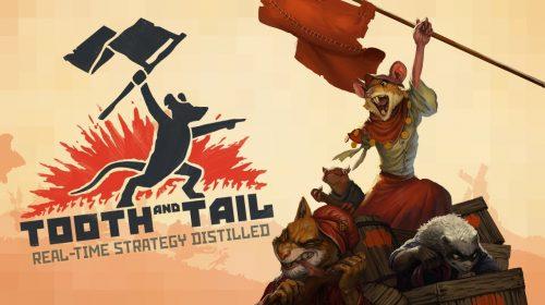 Tooth and Tail, jogo de estratégia em tempo real, chega em setembro