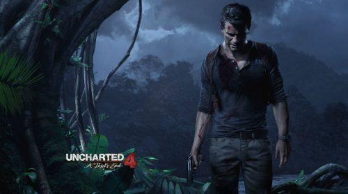 Uncharted 4 tem redução de preço temporária nas lojas brasileiras