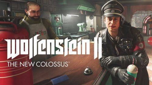 Wolfenstein II: The New Colossus quer