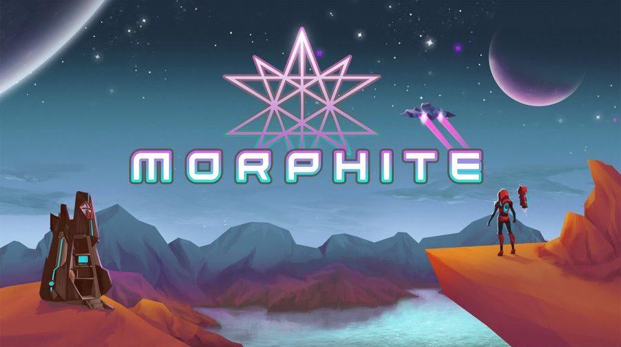 Morphite, jogo de exploração, chegará ao PS4 em setembro